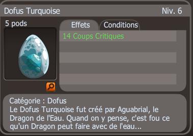 Records Temps et Dofus Turquoise