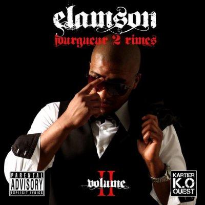 Fourgueure 2 Rimes vol 2  / Elamson feat Gosses 2 Tess feat Nab's - le temps c'est de l'argent... (2011) (2011)