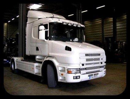 Scania R580 (144L)