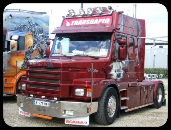 Torpedo Scania 143 :)