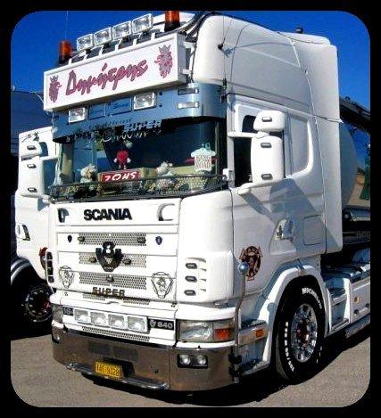 Scania R640 <3