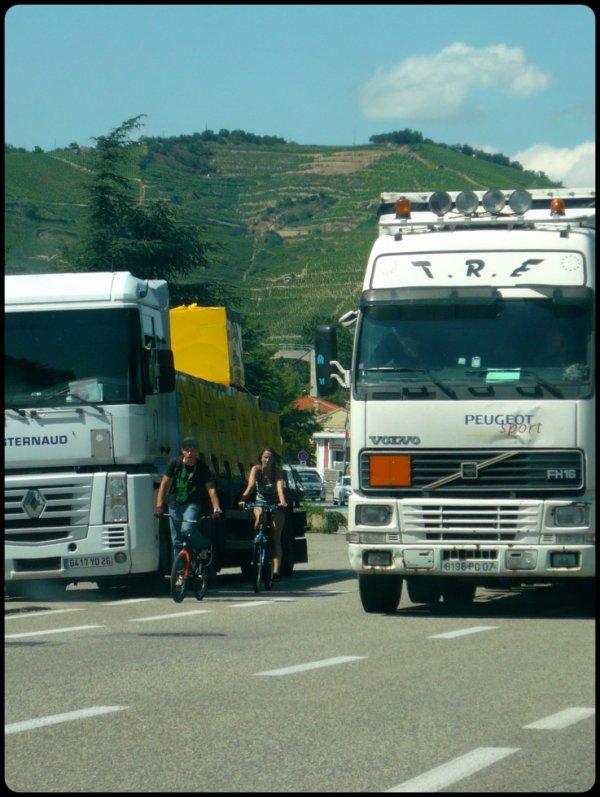 Renault Magnum & Volvo
