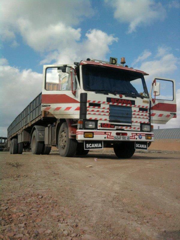 Scania :p