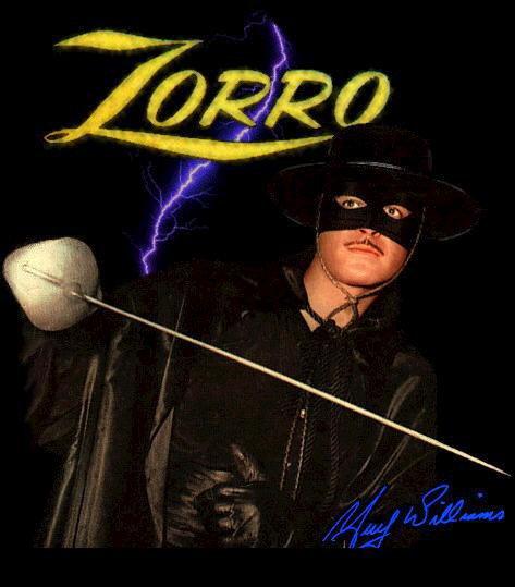 Serie TV - Zorro - Generique