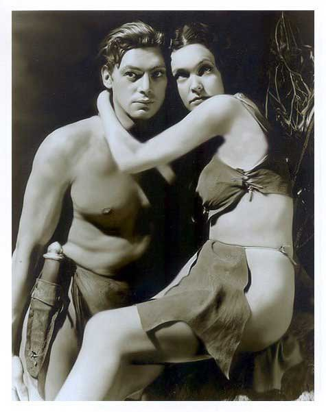Tarzan Intro 60's
