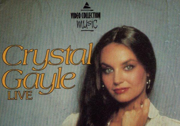 Crystal Gayle - Don't It Make My Brown Eyes Blue