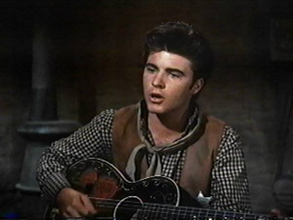 Dean Martin & Ricky Nelson - get along home Cindy