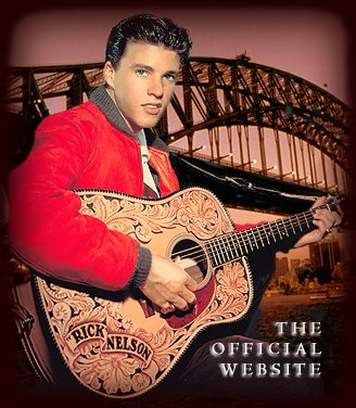 Ricky Nelson~Blue Moon of Kentucky-SlideShow