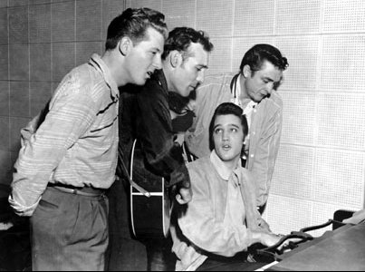 Birth Of Rock And Roll - Carl Perkins, Jerry Lee Lewis, Roy Orbison, Joh...