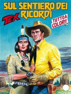Tex Willer-Tiger Jack,un navajo per amico.