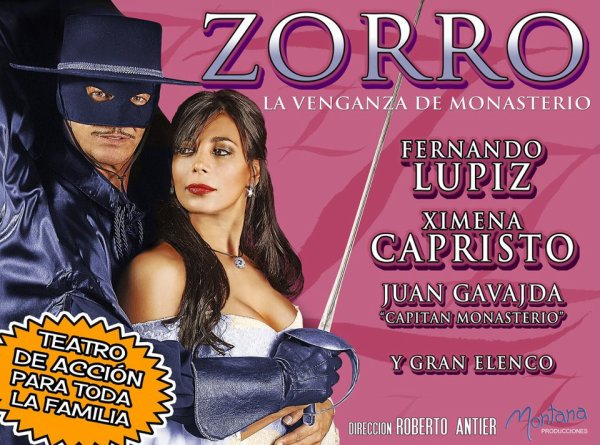 Zorro and the Ladys...