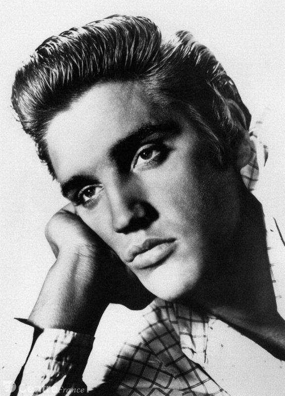 Elvis Presley-Clean Up Your Own Backyard / Let's Be Friends