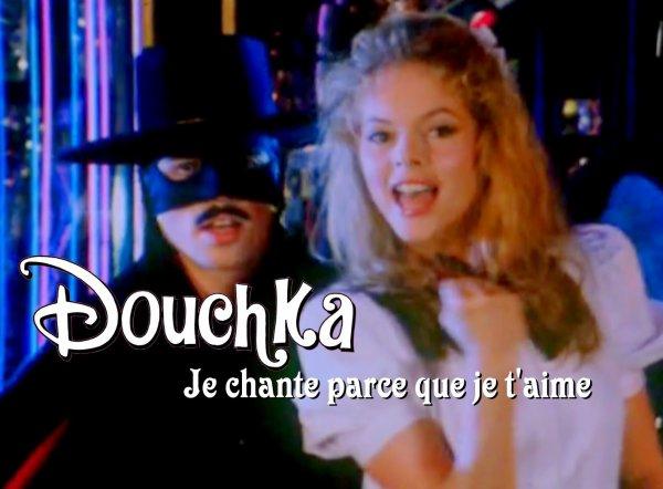 """Douchka - """"JE CHANTE PARCE QUE JE T""""AIME"""" [clip intégral]"""