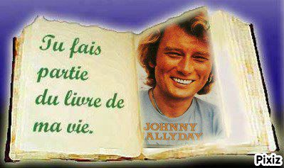 Johnny Hallyday Derrière l'amour   POUR LES ADMIRATEUR DE  JOHNNY  PARTAGEONS  NOS PASSIONS MEME SI ELLE SONT PAS  LES MEME CELA  NE PEUT QUE  NOUS A PRENDRE  A NOUS CONNAITRE MIEUX   AMITIE  TONY