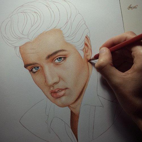 Elvis Presley - I'M Counting On You - High Quality the king hot song  LA BEAUTE DES FEMMES  AVEC  ELVIS  C EST BIEN CHANTER   TONY