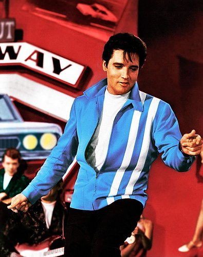 ELVIS PRESLEY / DON'T ASK ME WHY
