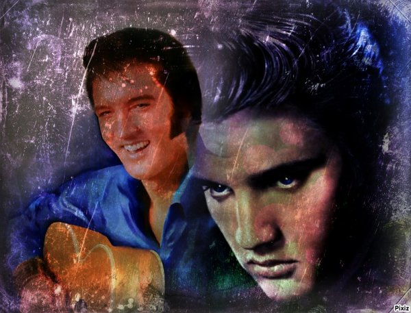 Elvis Presley - The Wonder Of You - ( An HD master piece)