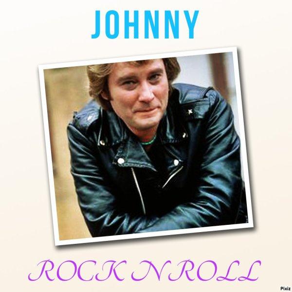JOHNNY HALLYDAY ma chérie c'est moi