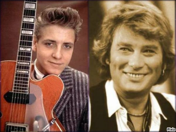 RICKY NELSON: Teenage Idol Slideshow IDOLES DES JEUNES   TEENAGE  IDOL  BISOUS TONY