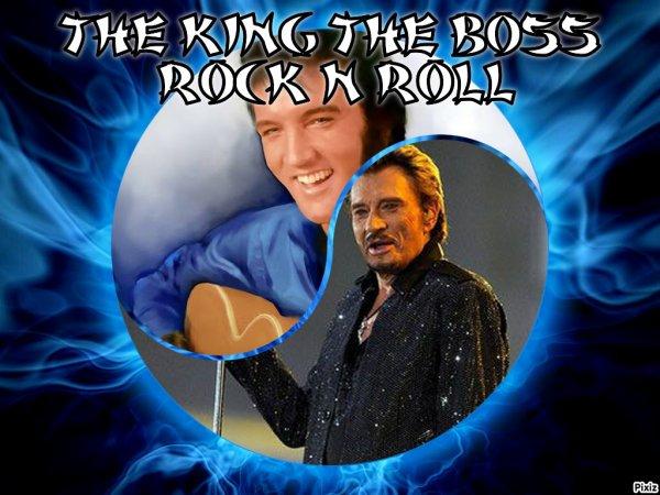 Johnny Hallyday - L'idole des jeunes IDOLE DES JEUNES  D HIER ET D AUJOURD HUI  JOHNNY   ET  TOUTE LES LEGENDES  DU ROCK N ROLL  BISOUS TONY