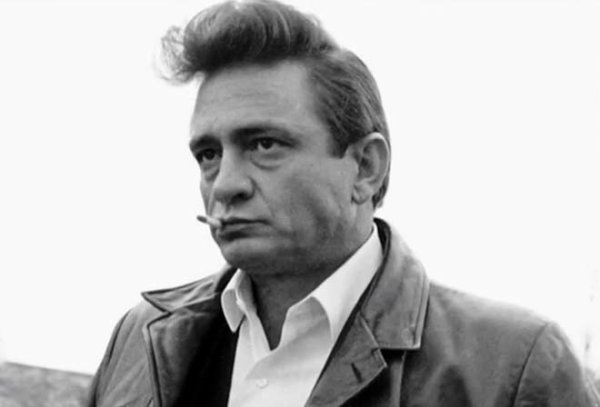 "Johnny Cash sings ""Man In Black"" for the first time (with intro) UN JOUR  JE PARTIRAI  AU PARADIS J ESPERE  RENCONTRE  MES IDOLES  QUI ON  FAIT DE MOI  UN HOMME  TONY"