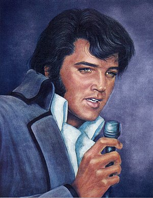 Elvis Presley - Ghost Riders In The Sky - Remix