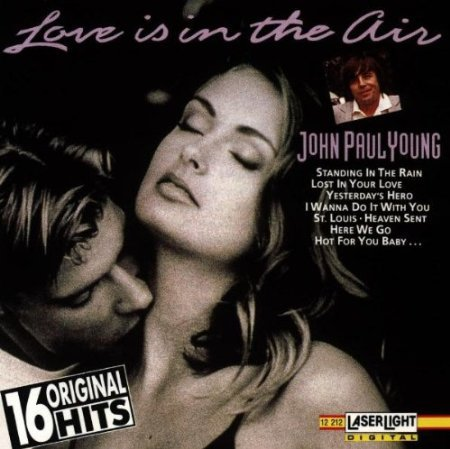 John Paul Young - Love Is In The Air ♥ HD DIMANCHE  DE L AMOUR  POUR TOUS   TONY