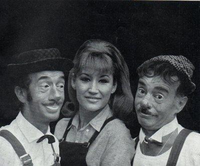 Les Bario Clowns  L'institutrice 1976