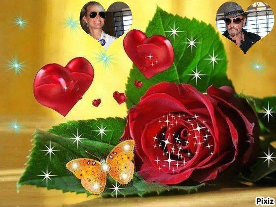 Vidéo V45 Johnny Hallyday T'as le bonjour de l'amour  BON  MARDI  AVEC L AMOUR  POUR TOUS ET TOUTE  TONY