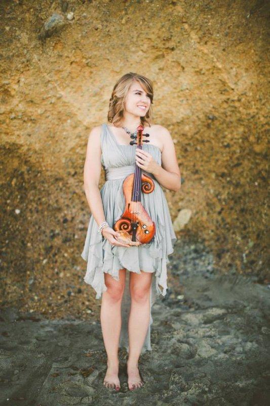 My Heart Will Go On (Titanic) Taylor Davis - Violin BONJOUR REVEILLEZ VOUS TRANQUILLEMENT  BISOUS TONY