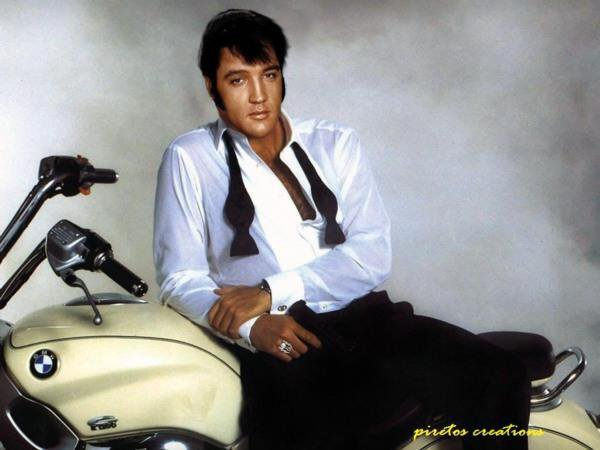 "Elvis Presley - James Bond ""The Edge Of Reality"""
