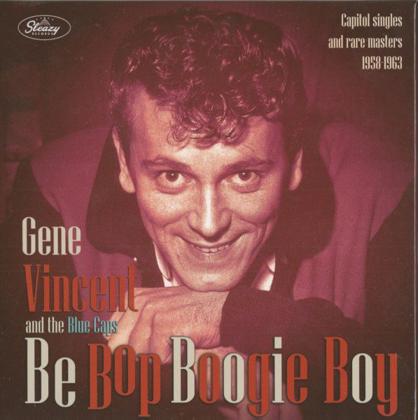 Be Bop A Lula   ( best version )     Gene VINCENT