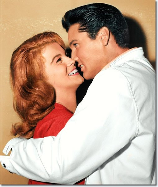 Elvis Presley  -  Anyone Could Fall In Love With You  View 1080HD