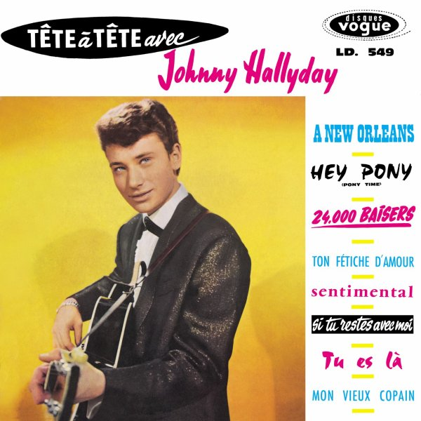 Johnny Hallyday Depuis que ma môme est partie