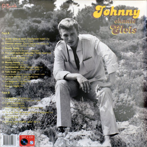 "Johnny Chante Elvis ""Je me sens si seul"""