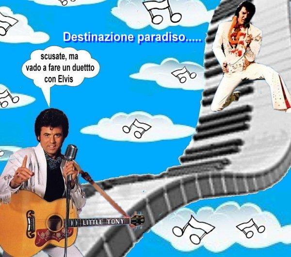 Raffaella Carrà e Little Tony - Carramba che sorpresa 1998 (III Edizione)