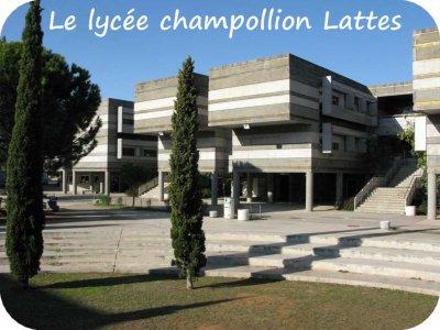 Le lycée J.F Champollion