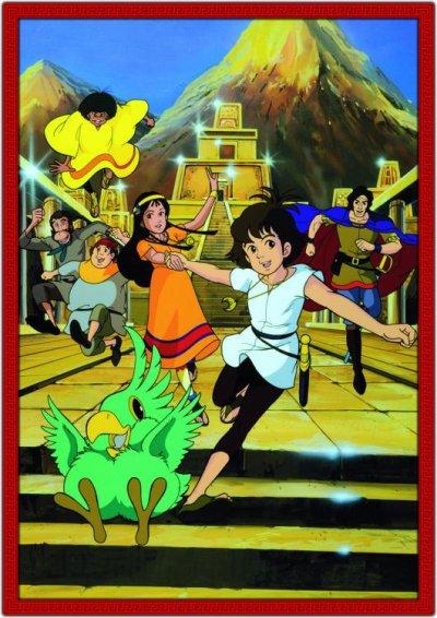 Les mystérieuses cités d'or ( 1982 )