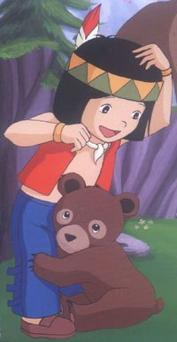 Bouba mon petit ourson ( 1977 )