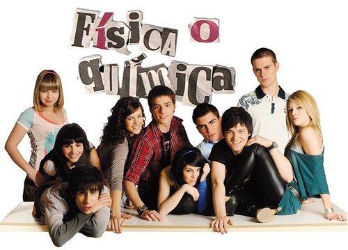 Physique ou Chimie (Física o química) est une série télévisée espagnole créée par Carlos Montero et diffusée depuis le 4 février 2008 sur Antena 3. En France, la série est diffusée depuis le 24 août 2009 sur NRJ 12, sur 7L TV et depuis le 8 février 2010 sur June.