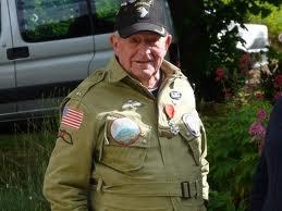 Rencontre de Vétérans para US en Normandie