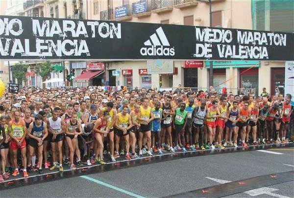 marathon, valancia
