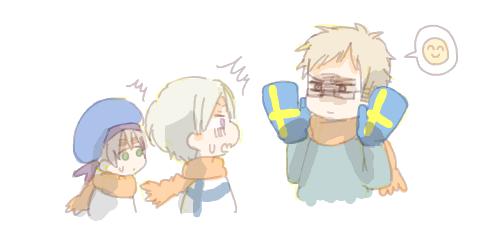 suéde , finland et Sealand
