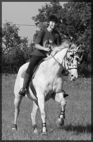"""""""Le cheval est la part la plus importante du cavalier, l'inverse n'est pas réciproque ! """""""