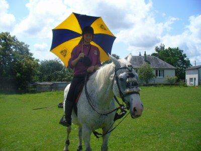 Funky, Alois et le parapluie
