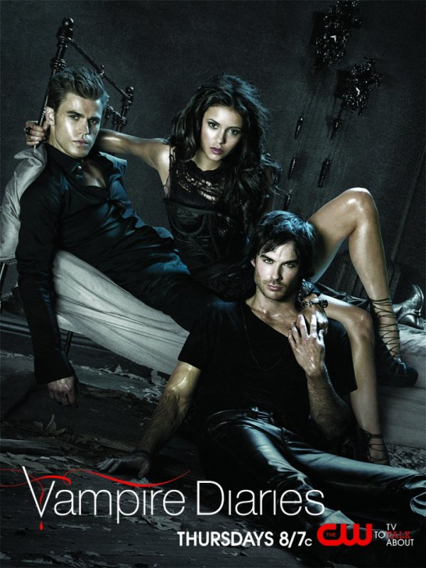 The Vampires Diaries( Photo Promo saison 2)