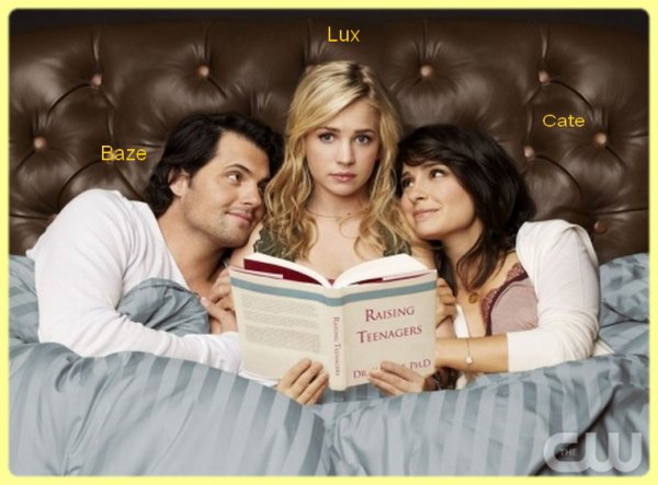 Baze&Lux&Cate (Life Unexpected)