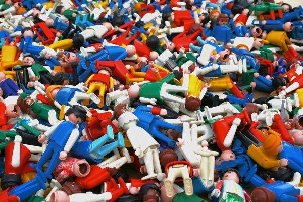 L'histoire de la création Playmobil