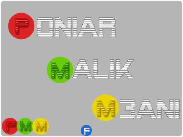 Poniar - Malik M3ani ( PMM )