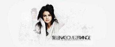 Selena gomez France